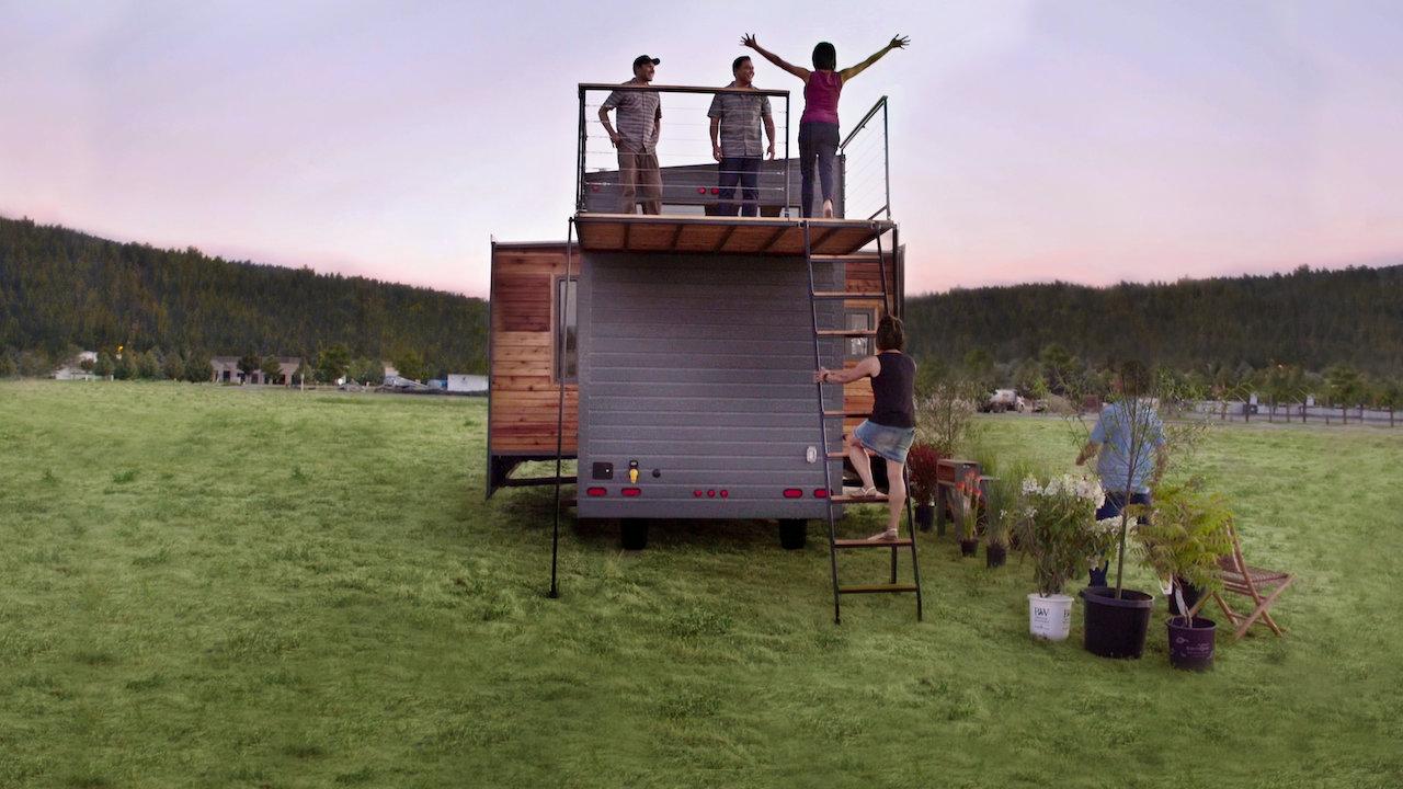 Tiny House Nation Netflix