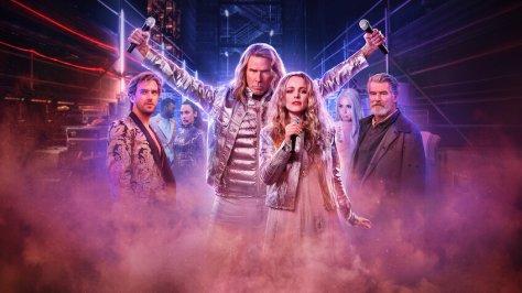 Will Ferrell & Rachel McAdams in EuroVision Song Contest: The Story of Fire Saga recensie op Netflix België