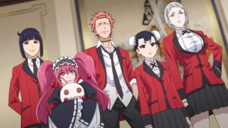 Image result for kakegurui season 2