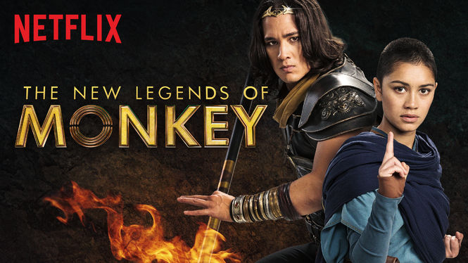 The New Legends of Monkey 2018  Netflix  Flixable