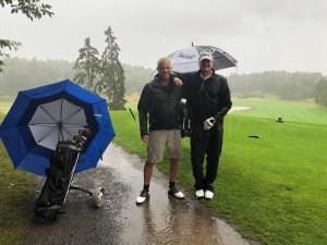 Henrik Sauleda og Ole Jacob Ræstad best i 2-manns scramble