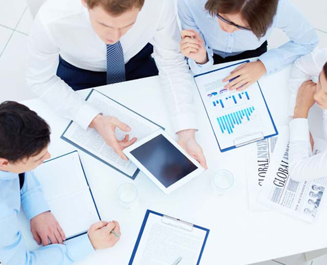 Process Efficiency, Compliance, Tax Planning & Filing
