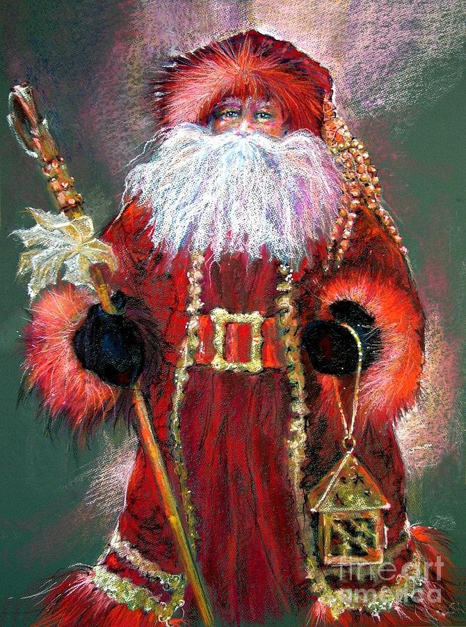 Santa Amp Gandalf Avatars Of Odin Occams Razor