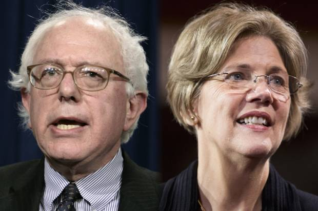 Glass-Steagall: Warren and Sanders bring it back into focus