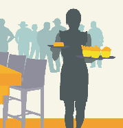 Are people who work for tips underpaid?