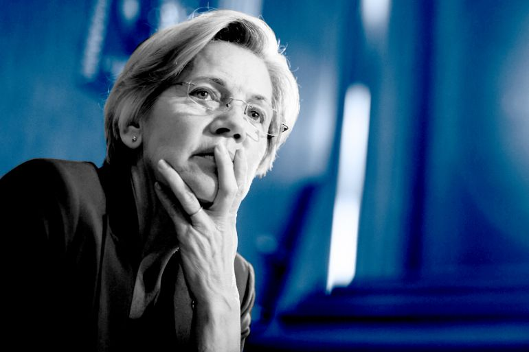 Elizabeth Warren: Citibank owns Obama administration