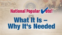 national popular vote