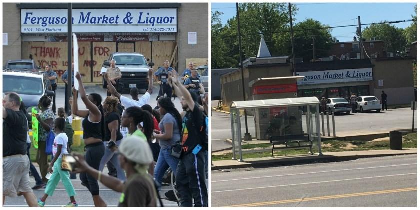 Ferguson Market and Liquor