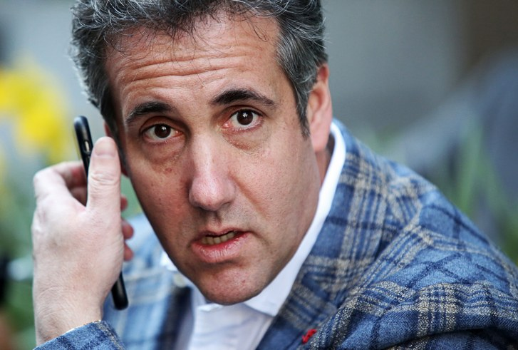 16 phones: A Michael Cohen sing-along
