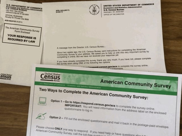 American Community Survey: Is it useful? Is it safe?