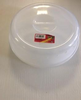 Coprivivande per microonde in plastica 23 cm