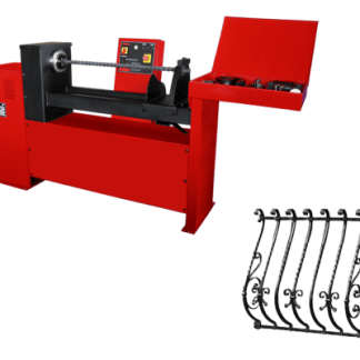 Twisting / Scroll Bending Machines