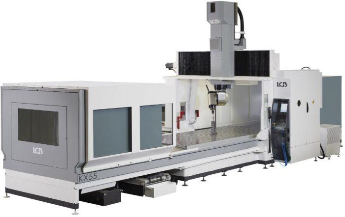 [:pt]Centro de maquinação de 5 eixos KX45 Five3[:]