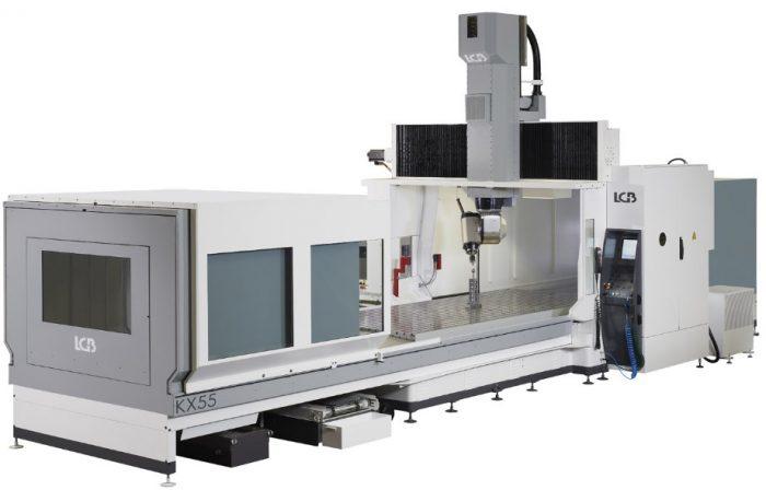 [:pt]Centro de maquinação de 5 eixos KX55 Five3[:]
