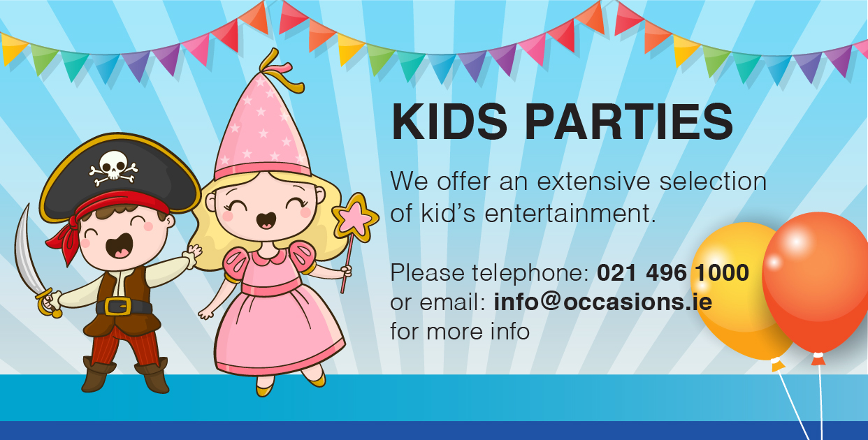 Occasions Kids Entertainment