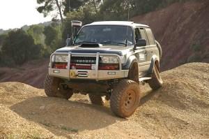 Toyota HDJ80 - Raid
