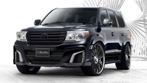 Le Toyota Land Cruiser