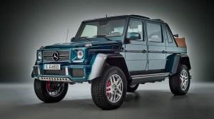 Mercedes G650 Landaulet