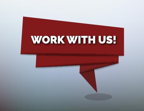 work with us vacancies