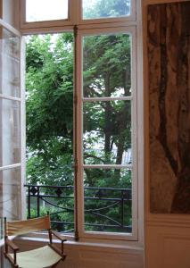 Marie Sallantin à l'Hôtel de Sauroy