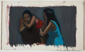 Read more about the article Pourquoi je pense que Damien Cabanes est un des meilleurs peintres en France, aujourd'hui