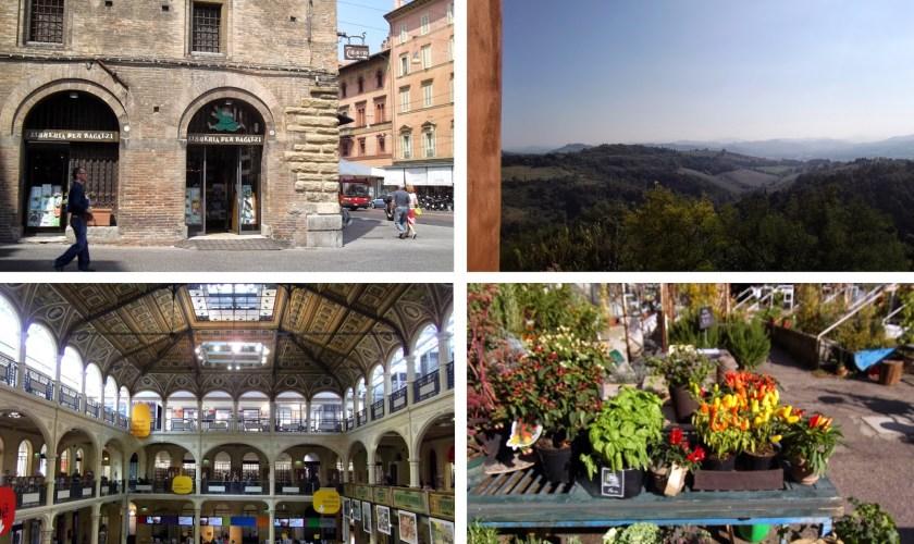 Aventures à Bologne