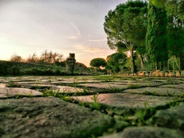 50 choses à faire à Rome appia antica