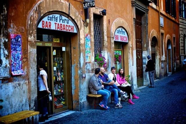 50 choses à faire à Rome caffè perù