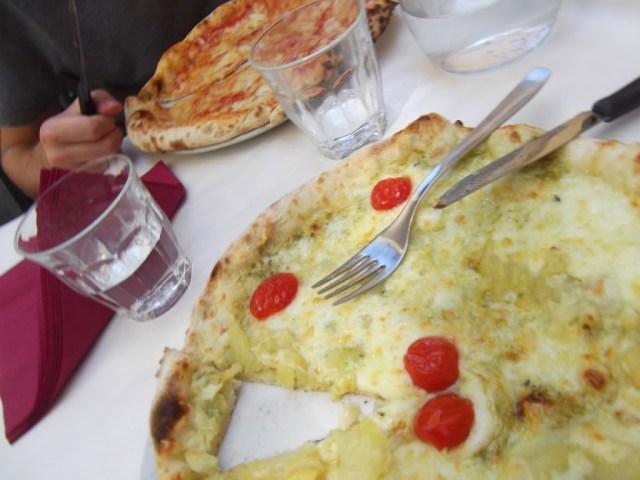50 choses à faire à Rome pizzeria