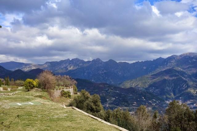 ravello montagnes