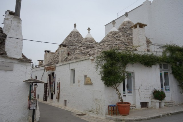 alberobello et le tourisme de masse