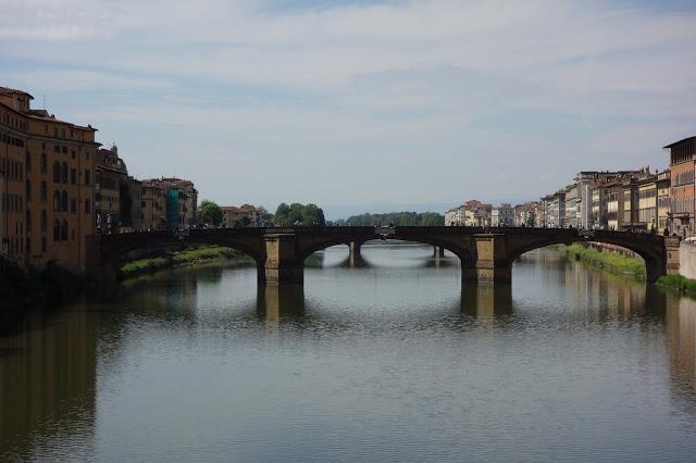 vue depuis ponte vecchio