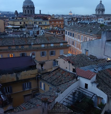 rome balade trastevere ghetto