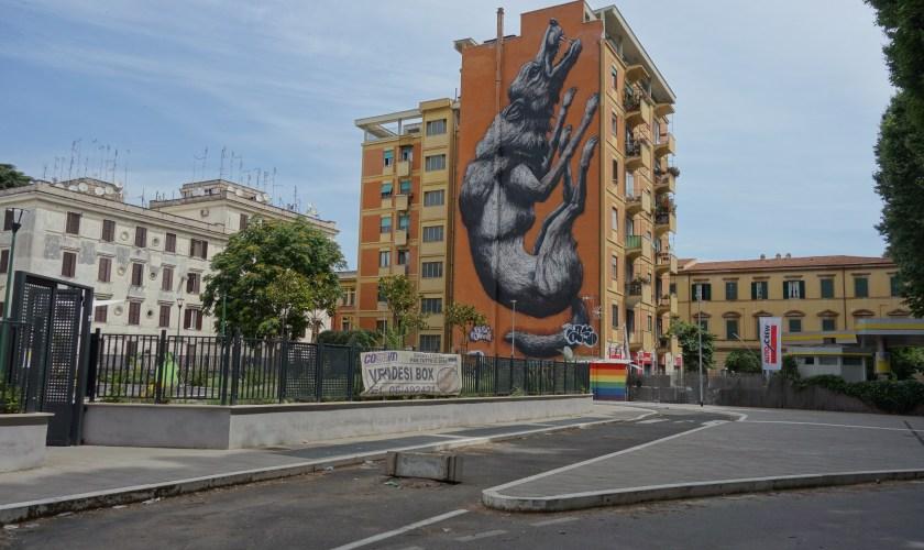 Promenade dans le sud de Rome
