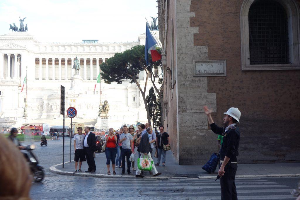 expat Florian à Rome