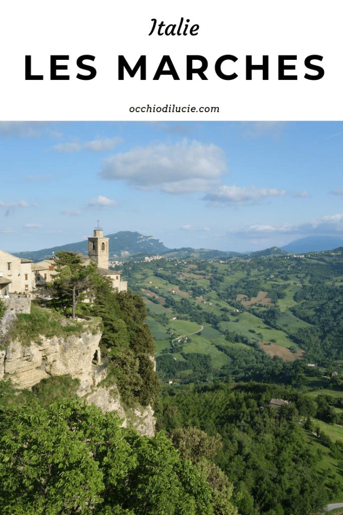 Découvrez les MArches en Italie