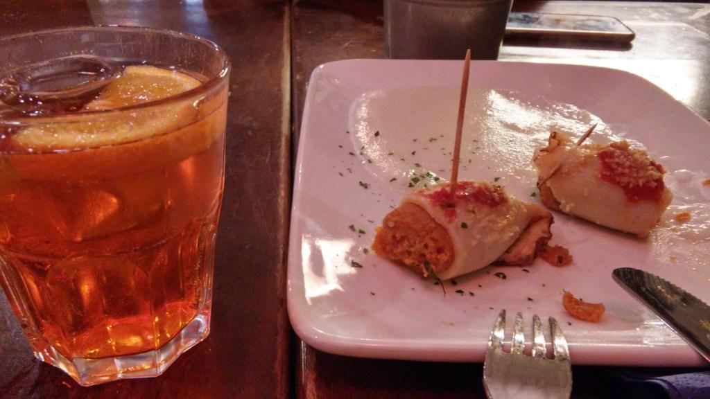 manger et sortir à Venise