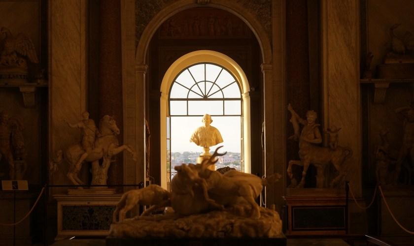 Une visite aux Musées Vatican