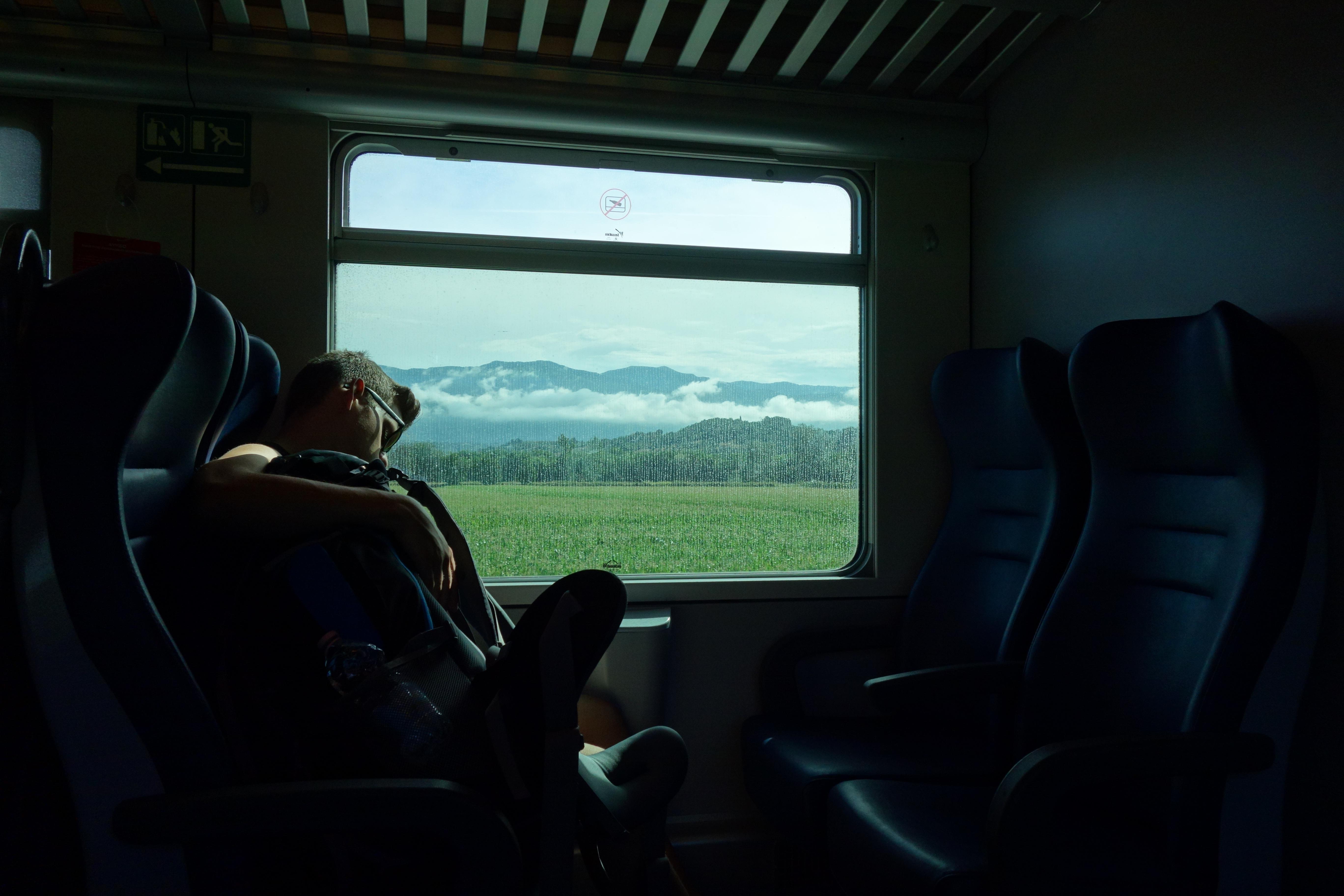 Roadtrip – Je parcours la Toscane en train