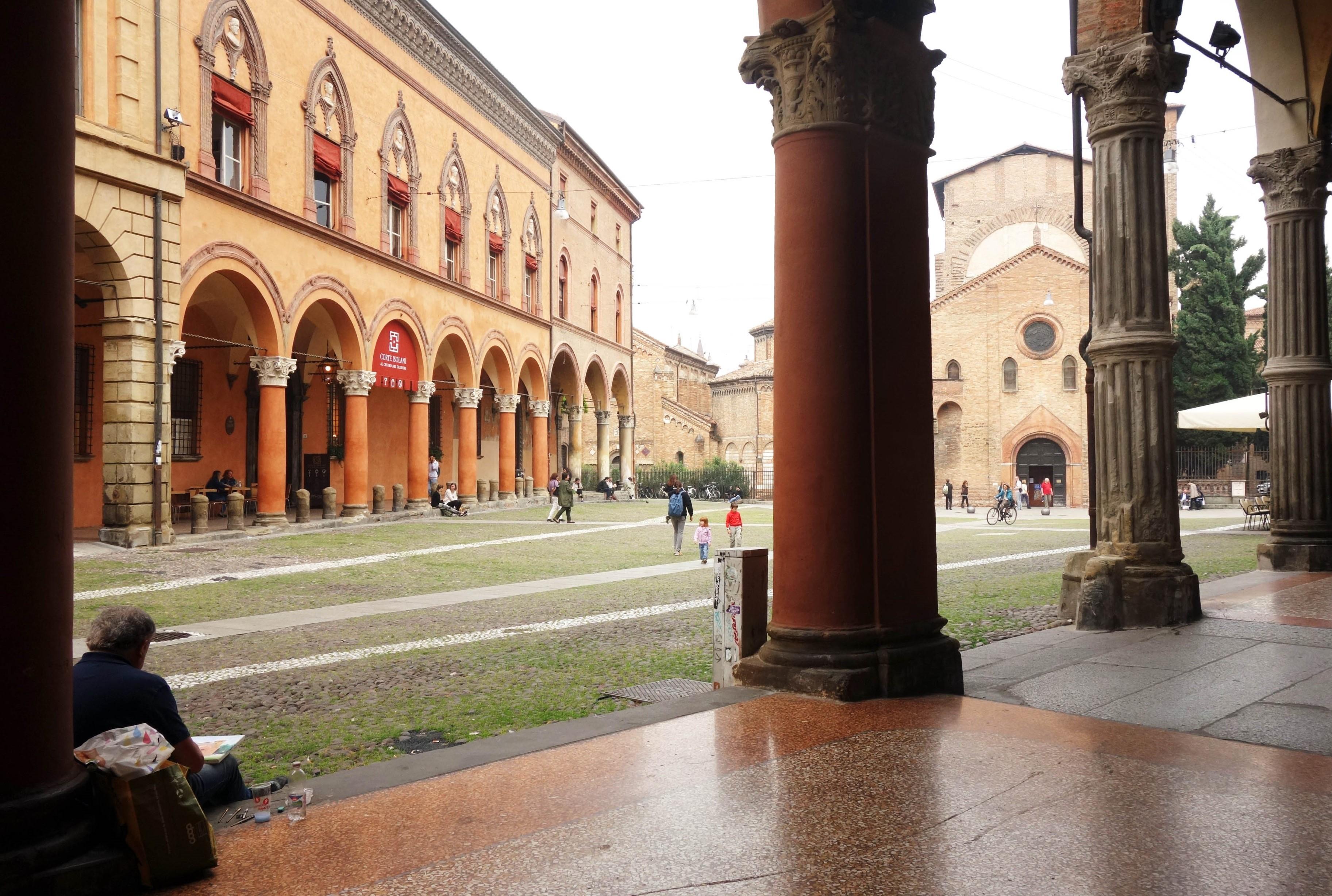 Petits bonheurs de Bologne