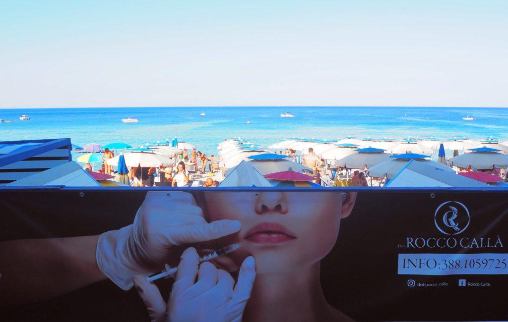 Italie sud plage
