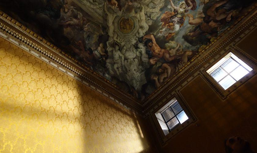 Le Palazzo Barberini à Rome, un émerveillement
