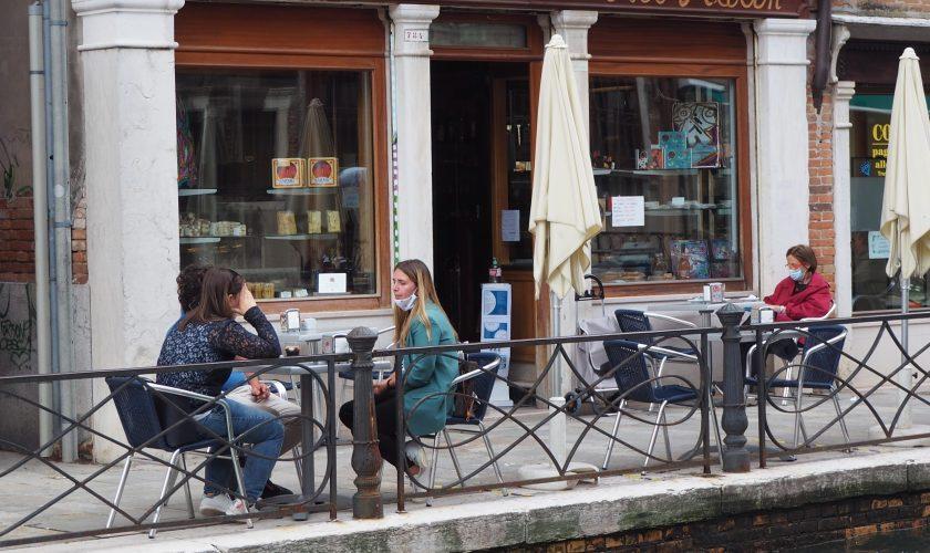 Les enseignes de Venise avec Andrea Carrer
