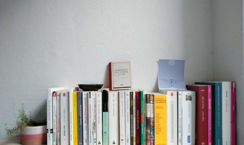 Lectures en passant (et en italien)