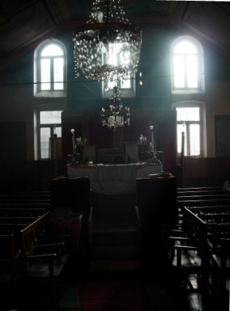 Abandoned Synagogues
