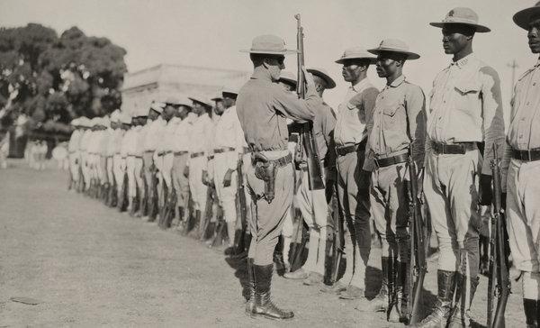 US occupation of Haiti
