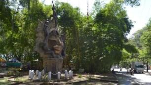 El monumento al Sol
