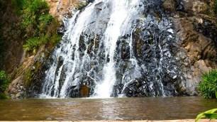 La cascada El Salto