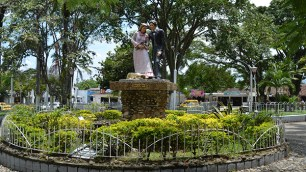 Parque del corregimiento de Santa Elena