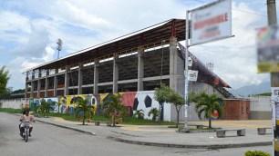 El estadio municipal